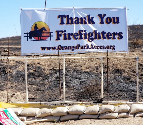 All The Thank Yous: Canyon Fire 2 Part 2