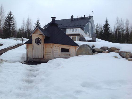 Hello Finnish Weekend Getaway