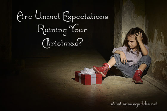 Unmet Expectations Ruining Your Christmas?