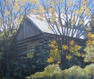 old-log-barn