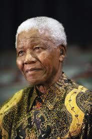 4.Nelson Mandela