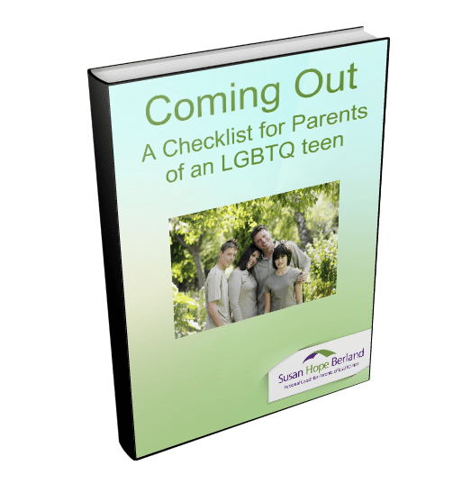 A checklist for parents of LGBTQ kids on coming out