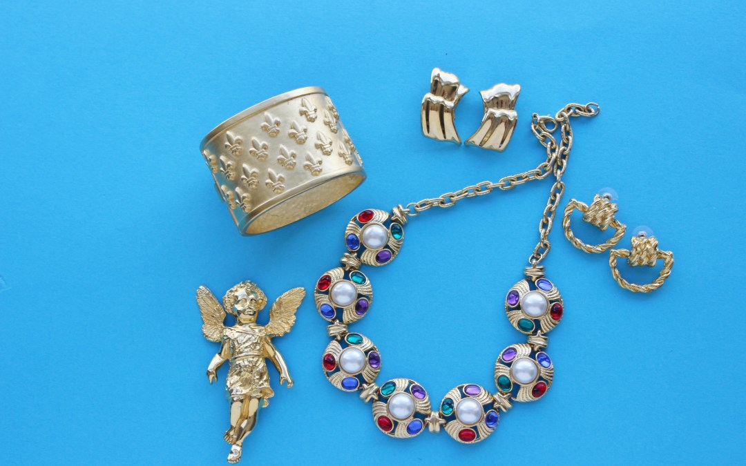Why 1980s And Early 1990s Vintage Costume Jewelry Is The Next Hot Collectible