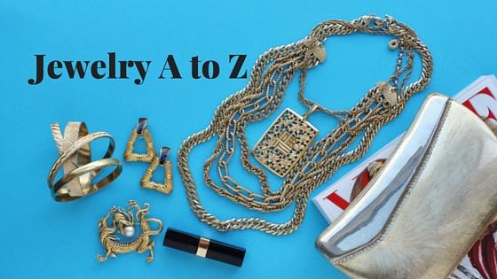 Jewelry A to Z