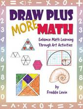 Draw Plus More Math, by Freddie Levin