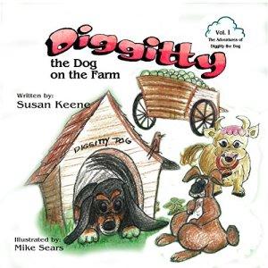 Diggitty Dog on the Farm