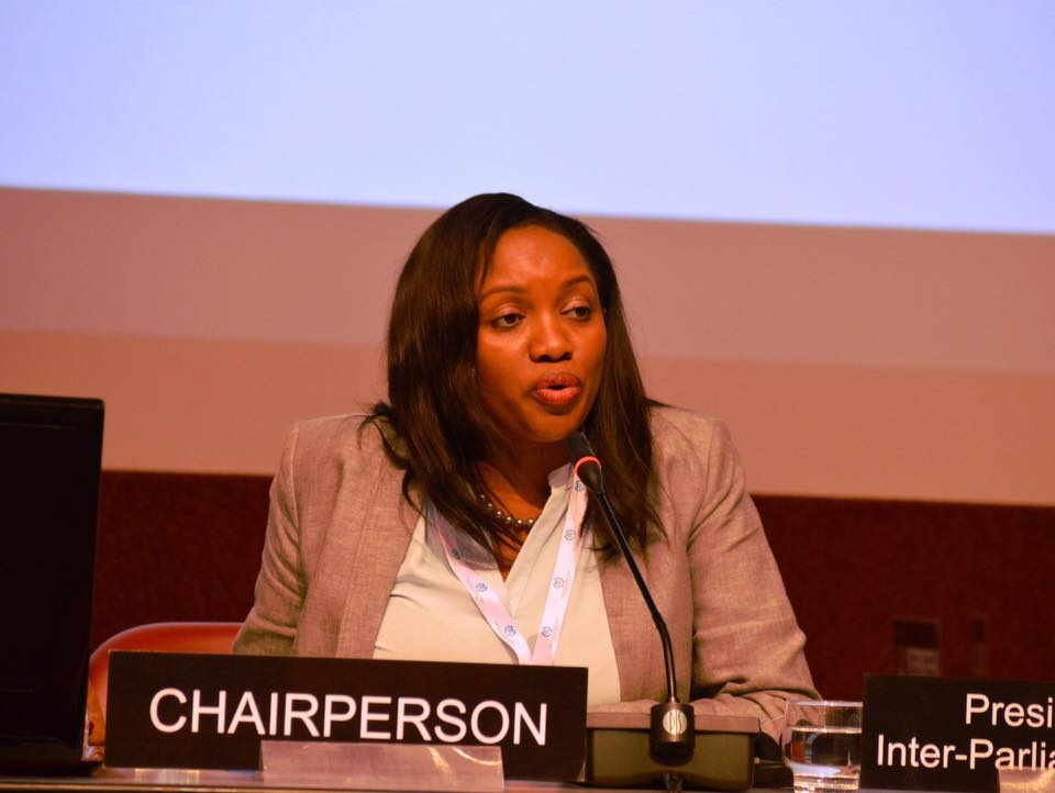 Senator Susan Kihika to lead Global Parliamentary Group as President