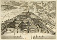 Venaria Reale in C. M. Audiberti, Regiae villae poetice descriptae (Getty Research Library / archive.org)