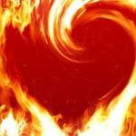 Element FIRE Heart