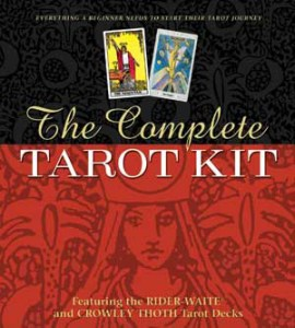The Complete Tarot Kit by Susan Levitt