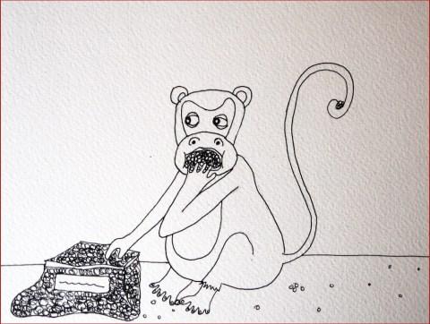 monkey1000