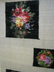woven wall piece