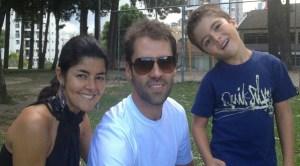 Eva and family