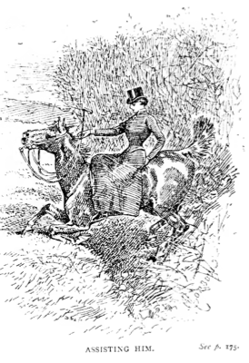 From Riding For Ladies by Nannie Power O'Donoghue