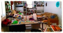 My Art Studio Upstate