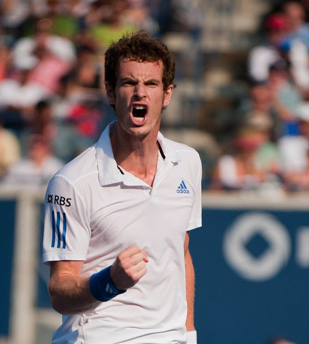 Andy Murray (pic johnwnguyen)