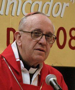 Cardinal Jorge M. Bergoglio SJ (Pope Francis I)