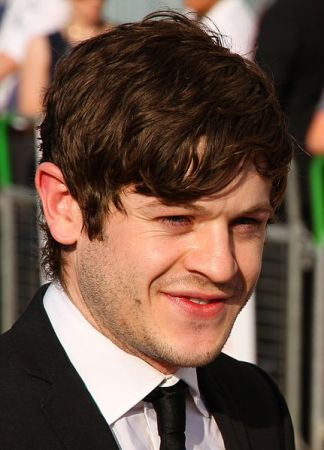 Vicious actor Iwan_Rheon_(pic by Paul Bird)