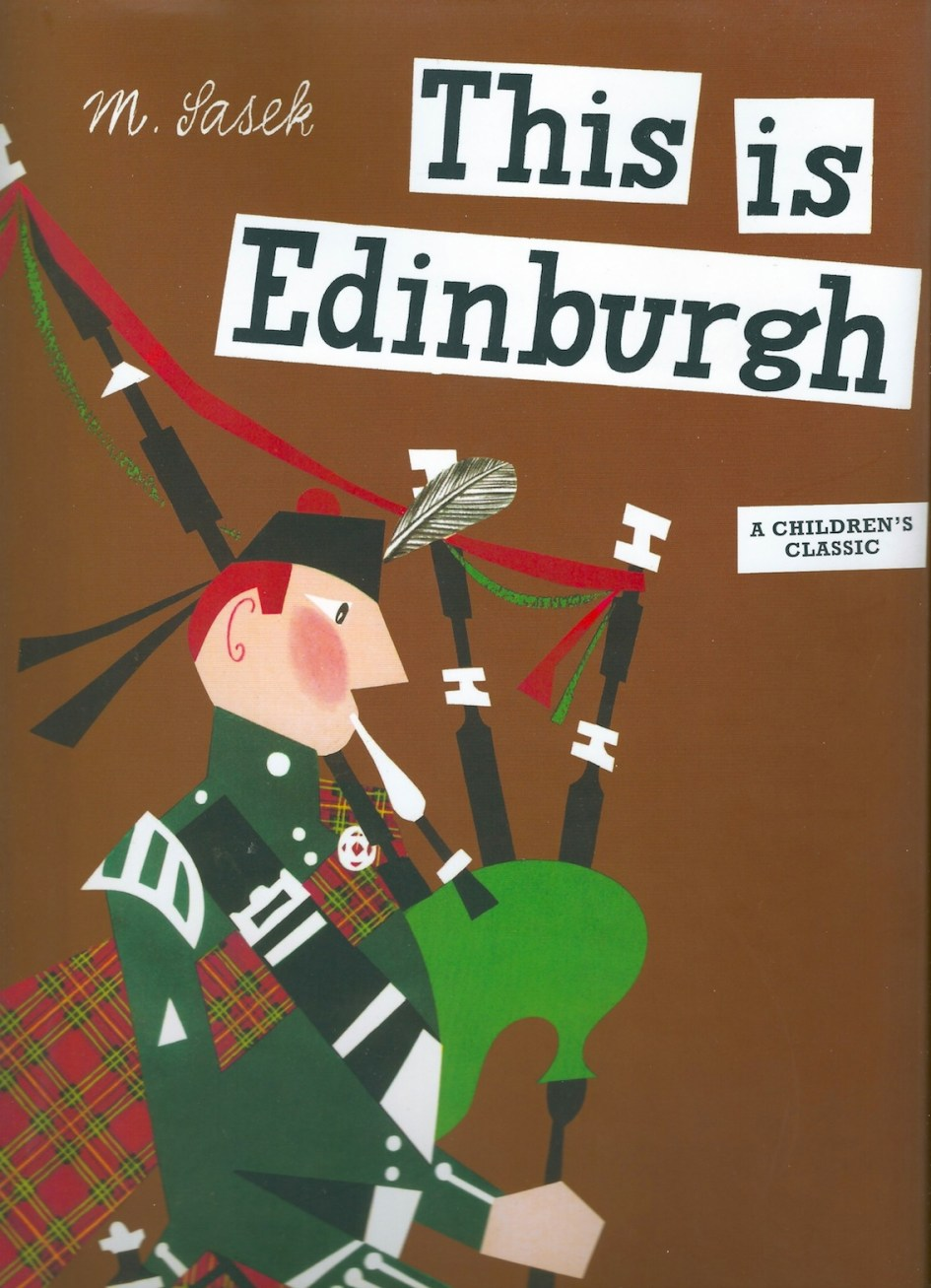 This is Edinburgh, Miroslav Sasek