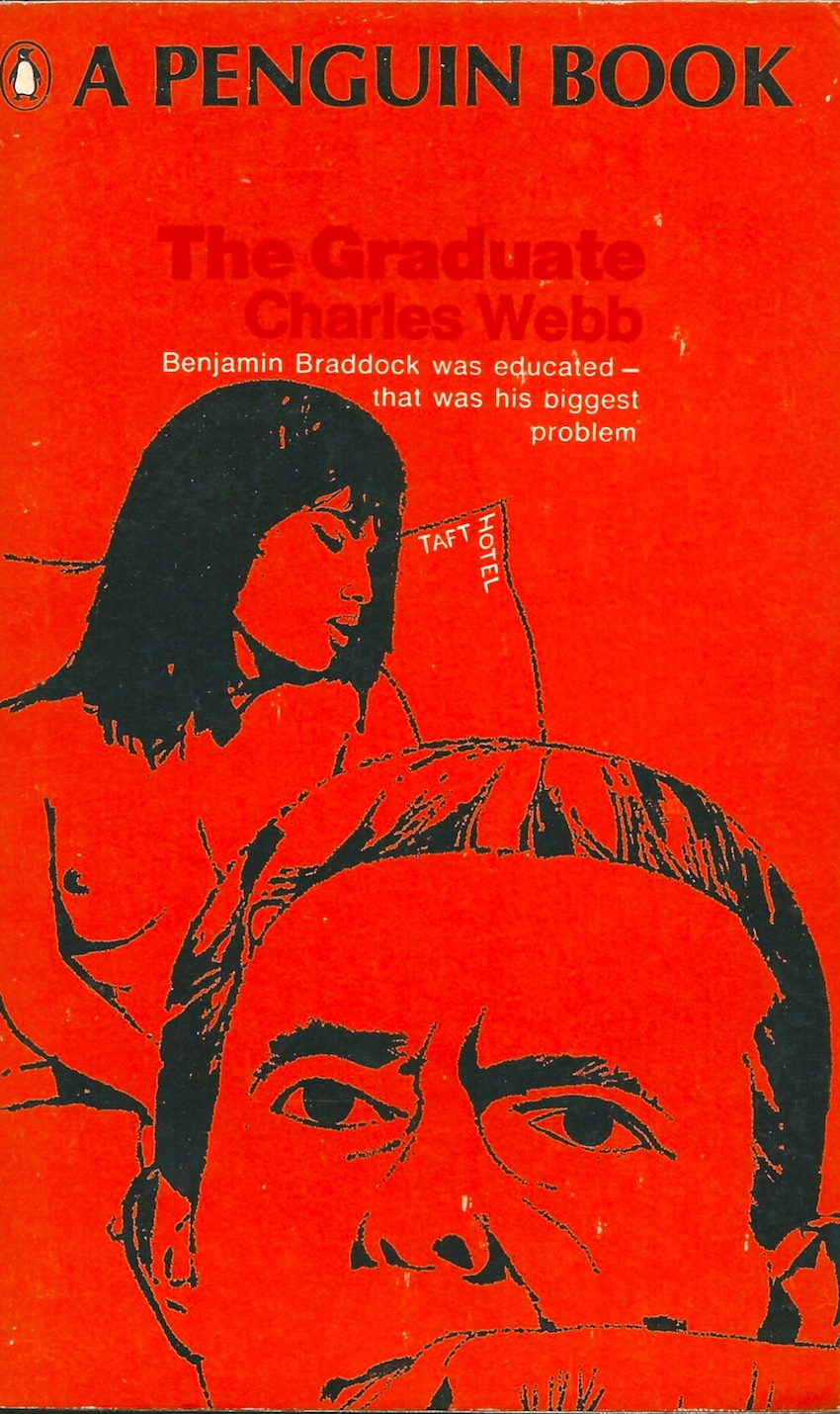 The Graduate, 1967 Penguin edition