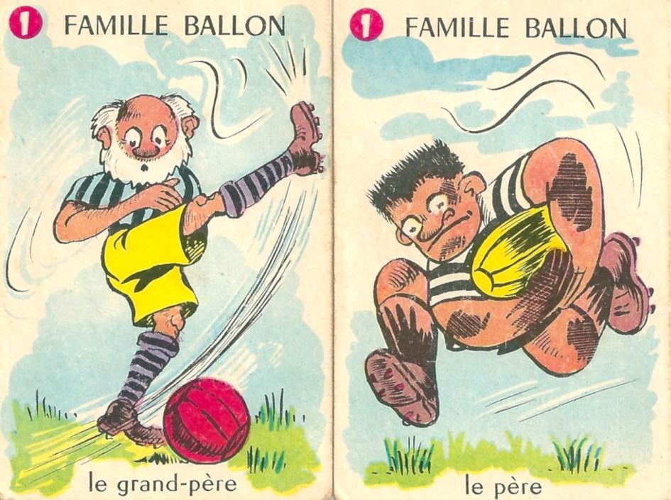 Familles Champions, Famille Ballon