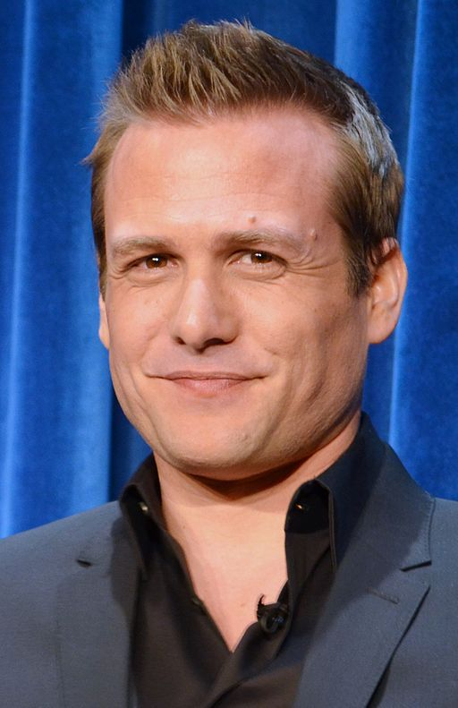 Suits star Gabriel Macht (pic Genevieve)
