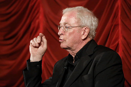 Michael Caine (Manfred Werner / Tsui (Own work) [CC BY-SA 3.0 (http://creativecommons.org/licenses/by-sa/3.0)], via Wikimedia Commons
