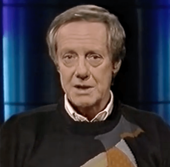 The day I met Barry Norman