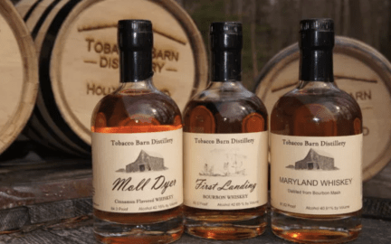 Tobacco Barn Whiskey Tasting