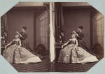 1860s French Fashions and English Ballroom Etiquette