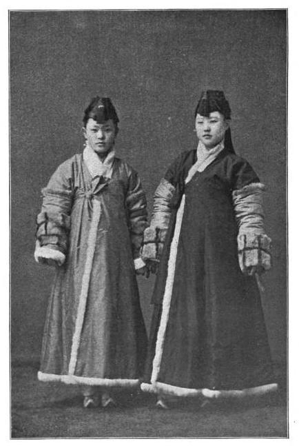 Korean women's hats