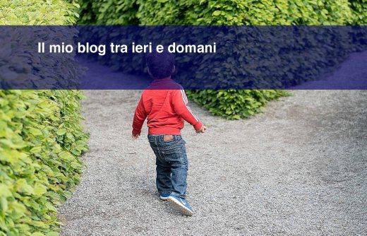 Il mio blog tra ieri e domani. Riflessioni del primo compleanno