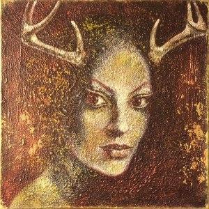 Visual artist Susanna-Seriola-Vesa | The spell