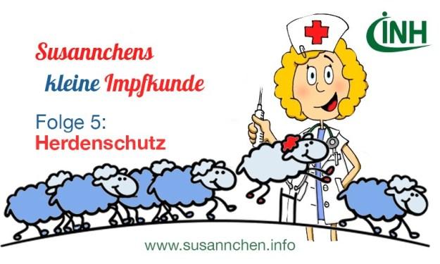 Susannchens kleine Impfkunde – Heute: Herdenschutz