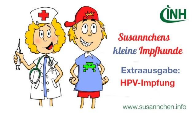 Wichtig – Die HPV-Impfung! ( … auch für Jungen!)