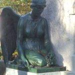 Engel französischer Friedhof - Foto von Susanne Haun