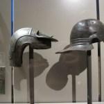 Helme im Neuen Museum Berlin - Foto von Susanne Haun