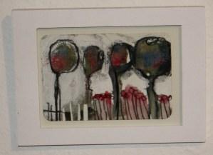 Conny Niehoff - Cocolinchens 10 x 15 cm Aryl auf Papier (2)