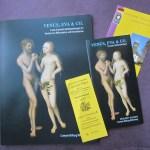 Katalog und Eintrittskarte - Foto von Susanne Haun