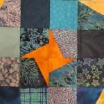 Ausschnitt Quilt von Susanne Bröer
