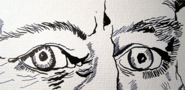 Beuys Augen von Susanne Haun