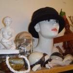 Meine Dinge in meinem zweiten Atelier im Wedding - Foto von Susanne Haun