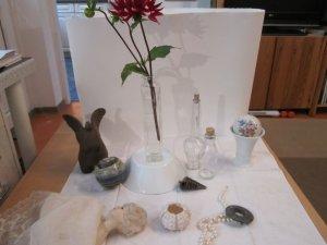 Kompostition des Stilllebens von Susanne Haun