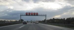 Autobahn Berlin - Hannover - Foto 3 von Susanne Haun