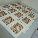 30 fertige und schon 50 gedruckte - es geht voran - Foto von Susanne Haun