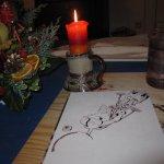 Mein heutiges Motiv ist mein Weihnachtsblumenstrauß - Foto von Susanne Haun