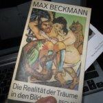 Der Max Beckmann liest sich gut - Foto von Susanne Haun