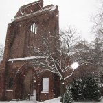 Ruine der Franziskaner Klosterkirche - Foto von Susanne Haun