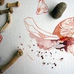 Es macht mir Spaß die Knochen zu einem Orakel zu komponieren. - Susanne Haun