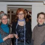 Helen König, Astrid Volquardsen und ich fotografiert von ihrem Mann Marc Volquardsen Internet: www.beyondred.de
